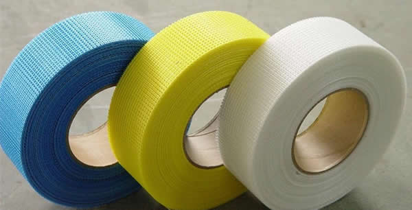 Alkali Resistant Fiberglass Mesh Tapes for Wall Plastering and Reinforcing