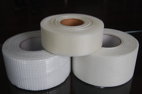 Self-Adhesive Fiberglass Mesh Joint Tape